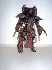 Samurai War Spawn W/ Accessory Pack Accessory Dark Age Serie 19 Mcfarlane Figure