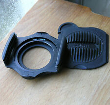 genuine later  cokin A filter holder , cap and 52mm 40.5mm to 52mm  ring used