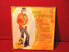 MIKE LUNSFORD SELF TITLED COUNTRY FOLK BRAND NEW SEALED LP