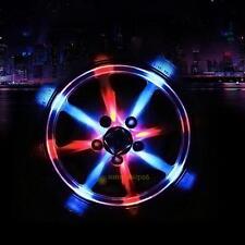 Solar Energy Auto Flash LED Car Wheel Tire Valve Cap Light Lamp Decor 13 Modes