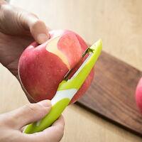 Praktische Kartoffel Schäler Obst Gemüse Schneidemaschine Cutter Gadget Küche LP