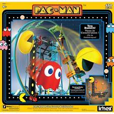 K'Nex Pacman Roller Coaster Building Set - With Over 650 PIeces - Ages 9 Years +