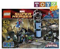 Lego 6873 Spider Man's Doc Ock Ambush - Superheroes Spiderman - NEW & SEALED