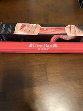 Thera-Band Flex Bar Red BeginnerTheraband TENNIS ELBOW REHAB
