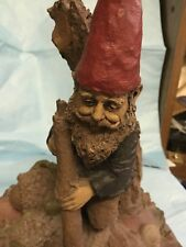 "Cairn Collection Gnome ""Kilmer"" #1126-1986-Tom Clark-Members Only-kh"