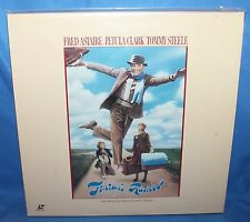 """""""FINIAN'S RAINBOW"""" EXTENDED PLAY WARNER HOME VIDEO LASER VIDEODISC 1968 2 DISC"""
