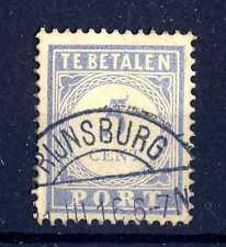 NETHERLANDS - OLANDA - 1912-1934 - Tipo del 1881. Segnatasse. E5300