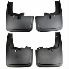 Front Rear 4Pcs Splash Mud Guards Flaps 2018 Ford F-150 WITH Fender Flares