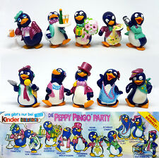 Die Peppy Pingo Party - Komplettsatz + BPZ - KPS - 1994
