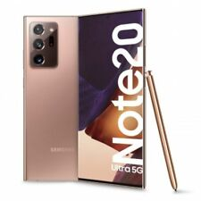Samsung Galaxy NOTE 20 Ultra 5G 12+256GB MYSTIC BRONZE SM-N986B Smartphone