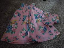 NWOT NEW BABY BODEN MINI 2-3 2T 3T PINK FLORAL DRESS SET
