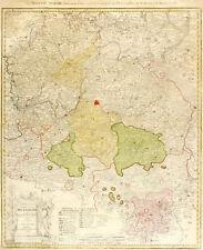 BRANDENBURG - MITTELMARK - Homann Erben - kolor. Kupferkarte 1783