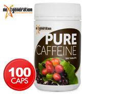 Next Generation Pure Caffeine 100 Tabs