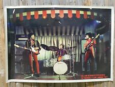 Hendrix Poster Live Marquee Club 1967 Poster Extremely Rare Hendrix Poster