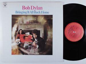BOB DYLAN Bringing It All Back Home COLUMBIA LP VG++ promo *