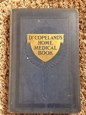 Dr. Copeland's Home Medical Book 1934 HB Royal's Copeland Salesman Sample (RARE)
