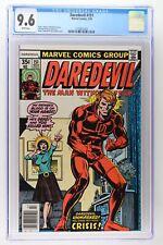 Daredevil #151 - Marvel 1978 CGC 9.6