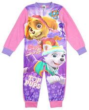 Pyjamas rose pour fille de 6 à 7 ans