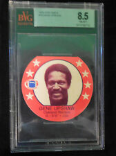 1979 RARE ICEE MSA card / disc BVG 8.5 Gene Upshaw Oakland Raiders HOF HIGHEST