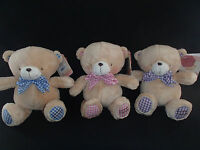 FOREVER FRIENDS -  VINTAGE RANGE - BRAND NEW TEDDY BEAR SOFT PLUSH TOY - 10 INS