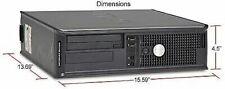 Dell OptiPlex 330 Desktop - Pentium Dual Core E2140 - Windows 7 Pro