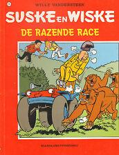 SUSKE EN WISKE 249 - DE RAZENDE RACE