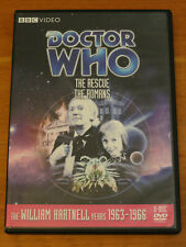 Doctor Who The Rescue/The Romans Story No. 11 & 12 Dvd 2009 William Hartnell R1