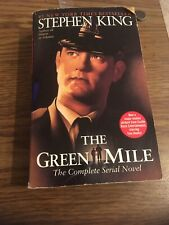 Stephen King - The Green Mile Pocket Books Paperback 1999, Movie Tie in