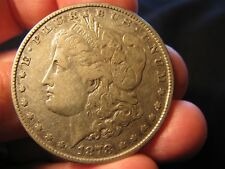 1878 (8 TF) MORGAN DOLLAR **V.F.** VAM-16, I-3, R-4 **FREE SHIPPING**