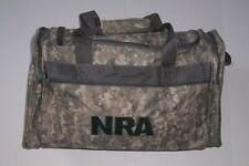 National Rifle Association NRA ACU Digital Camo Embroidered Logo Tote Bag NWOT
