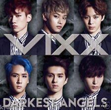 New VIXX DARKEST ANGELS CD Japan VUCJ-60001 4988002674855