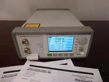 Agilent 81576a Variable Optical Attenuator Module With Power Control Calibrated