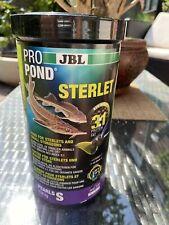 JBL Pro Pond Sterlet Sturgeon Fish Food Sinking 500g