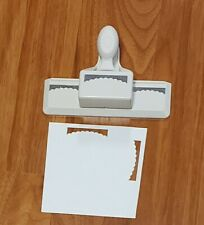 Martha Stewart Border/Edge Paper Punch