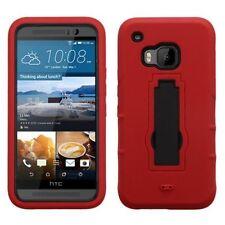 Étuis, housses et coques avec clip rouge HTC One pour téléphone mobile et assistant personnel (PDA)