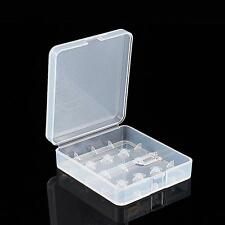 1 Piece 16340 Batteries Protective Travel box Storage Case Holder NEW