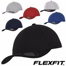 Original Flexfit Baseball Cap Double Jersey Sweat Material