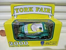 White Rose Collectibles Limited Edition 2000 YORK FAIR PLYMOUTH PROWLER Nu Boxed