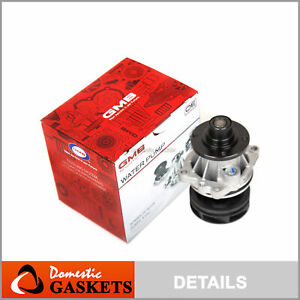 GMB Water Pump Fit BMW 525 528 530 325 323 328 330 E36 E46 E39 E53 X5