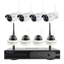 Outdoor Wireless Home Surveillance Security Cctv System with 1Tb Hdd Hard disk