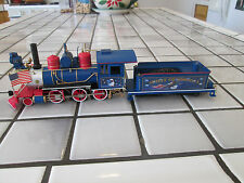 bachmann hawthorne village Spiritof America powered steam engine On3O scale /