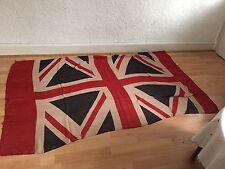 SVENDITA! 1.8M M 1m bandiera britannica BLU ROSSO BIANCO SCIALLE/Foulard,