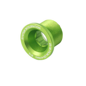 Cannondale Hollowgram SI Crank Bolt Anodized Green