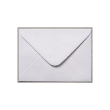 PACK OF 100 - C6 WHITE ENVELOPES FOR A6 GREETING CARDS 100gsm 114mm x 162mm