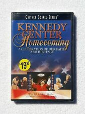Gaither Gospel Series Kennedy Center Homecoming (DVD 2002) tears in plastic wrap