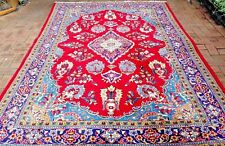 Sarouk Authentic Hand knotted Rug (225 cm x 340 cm)