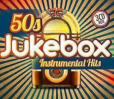 50s Jukebox Instrumental Hits von Various Artists (2017)