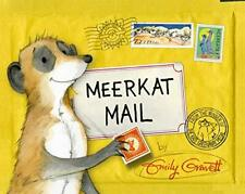 Meerkat Mail by Gravett, Emily Book The Fast Free Shipping