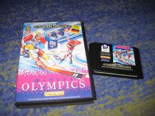 Winter Olympics Limited Edition, Sega Mega Drive in OVP