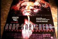 INVASION OF THE BODY SNATCHERS ORIG FRENCH MOVIE POSTER 47X63